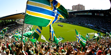 Portland Timbers vs FC Dallas